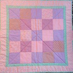 Frühchendecke von Veronika Quilts, Blanket, Bed, Home, Stream Bed, Quilt Sets, Ad Home, Blankets, Homes
