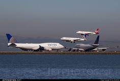 Photo: N107UA (CN: 26900) United Airlines Boeing 747-422 by Liav Zimelman Photoid: 7921129 - JetPhotos.Net