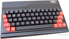 The Oric Atmos was a British designed and built machine and was the successor to the Oric Oric Atmos was a British designed and built machine and was the successor to the Oric Oric Interna. Home Computer, Computer Keyboard, Computer Technology, Computer Science, Retro Arcade Machine, Arcade Console, 8 Bits, Vacuum Tube, Old Tv