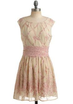 Honey Bunch Dress | Mod Retro Vintage Printed Dresses | ModCloth.com - StyleSays