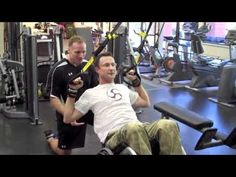 Using TRX from a wheelchair