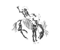 My future tattoo, biggest Gary Allan fan and this is his logo :) Cowboy Tattoos, Cowboy Art, Cowgirl Tattoos, Outline Drawings, Western Tattoos, Owl Tattoo Design, Skull Drawing, Skeleton Art, Horse Tattoo