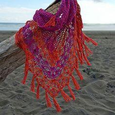 Crochet Piha Shawl
