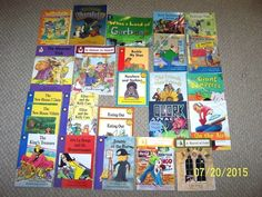 26 Wright Group Rigby Story Box Sunshine Cowley Teacher's Books Early Readers