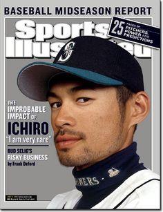 ichiro suzuki rf seattle | baseball | pinterest | seattle und mlb