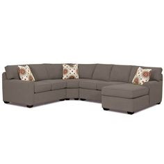 Hybrid III 4pc Sectional - Bernie And Phyls