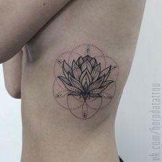 Geometric tattoo on the back   Best Tattoos   Bloglovin'
