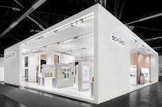 Schüco | Fensterbau Frontale | L | messedesign | projekte | kohlhaas messebau