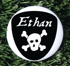 Pirate Eyepatch Magnet Party Favor by HappyMagnet on Etsy, $1.00