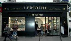 Lemoine for Cannele de Bordeaux  74 rue Saint-Dominique
