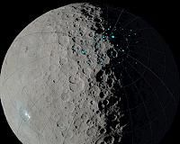 Why are there so few large craters on dwarf planet Ceres?: Boulder, Colo. (UPI) Jul 26, 2016 Life in the asteroid belt isn't conducive to a smooth complexion. Ceres' surface is proof of that. But researchers say the dwarf planet's face isn't nearly as chiseled as they expected. New analysis reveals a conspicuous absence of large impact craters…