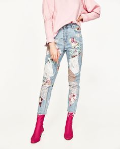 -View All-JEANS-WOMAN | ZARA United States