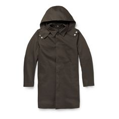 """The """"hand it down to your grandchildren"""" concept, applied to outerwear."""