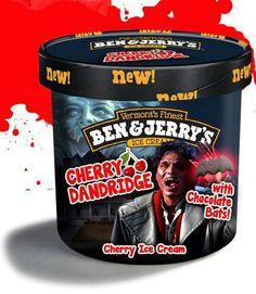 Ben & Jerry's Halloween Ice Cream