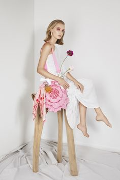 ITEM 6.1 ~ CAMELLIA | Isobel Badin Soft Layers, First Day Of Spring, Craft Bags, Lilac, Pink, Camellia, Color Stripes, Silk Scarves, Silk Flowers