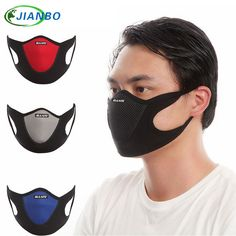Dust and sand protection fog haze protective masks outdoor sports breathable comfortable MP2.5