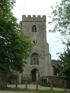 Midsomer Murders Locations - Great Haseley, Oxfordshire