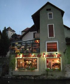 Restaurant in Annecy, France MLS