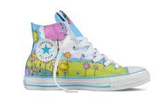 Dr. Seuss Converse