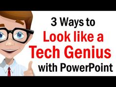 Cool Tricks to Look like a Tech Genius with PowerPoint (Live Polls, Animations and More!) - YouTube