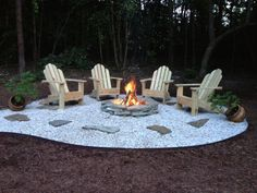 Fire Pit Backyard Ideas outdoor patio like the fire pit off to the side Photos Photos Diy Outdoor Fire Pit