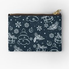 Zipper Pouch, Makeup Yourself, Chiffon Tops, Are You The One, Zip Around Wallet, Minimalist, Art Prints, Space, Printed