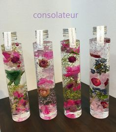 Voss Bottle, Water Bottle, Console, Flower Bottle, How To Preserve Flowers, Glass Vase, Projects To Try, Concept, Candles