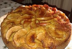 Olasz almás pite Italy Food, Apple Pie, Meals, Cooking, Recipes, Kitchen, Italian Foods, Meal