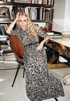 Franca Sozzani nails the triumvirate of chic/cool/effortless