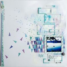 ILS :: 'POPs OF' :: by MariasScrapbox at Studio Calico GORGEOUS!!