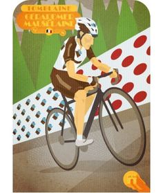 2014 Tour de France Stage Eight by Bruce Doscher