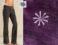 ATHLETA Velvet Duster Pant Grape Jam (Purple) 12 ADVENTURE TRAVEL *MINT*  #Athleta #PantsTightsLeggings