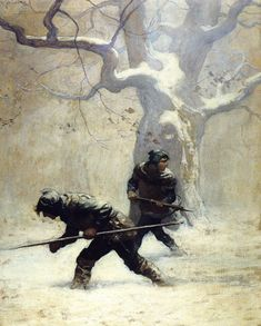 reality-breaker:    N. C. Wyeth    illustration for The Black Arrow,
