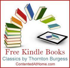 Free Kindle Books: Classics by Thornton Burgess