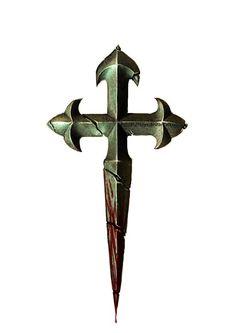 Templar Cross of Santiago - tattoo design by RedSkittlez-DA.de... on @deviantART.... Check out more at the image Learn more at http://redskittlez-da.deviantart.com/art/Templar-Cross-of-Santiago-tattoo-design-323183653