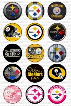 PITTSBURGH STEELERS~logo