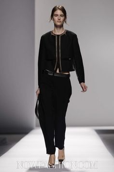 Sportmax Ready To Wear Spring Summer 2013 Milan