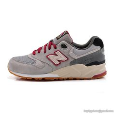 Men's And Women's New Balance 999BB Running Shoes  Gray Rose Red only US$78.00 - follow me to pick up couopons.