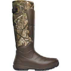 716031 LaCrosse Men's AeroHead 3.5MM Pac Boots - Realtree