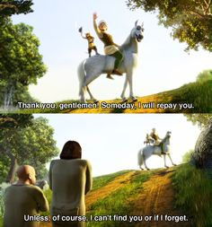 Watched this today. Love Shrek!
