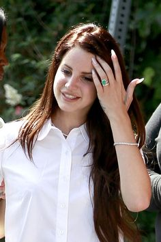 Love Lana del Rey's ring!!!