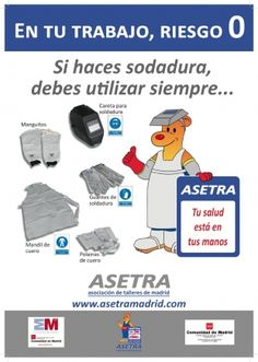 ASETRA promoverá la prevención de riesgos laborales