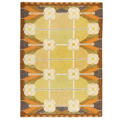 1stdibs.com | Swedish Carpet By Ingegerd Silow IS