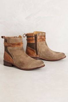 wrapped booties