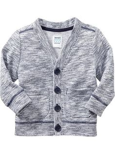 Marled Cardigans for Baby Product Image Baby Outfits, Outfits Niños, Little Boy Outfits, Toddler Outfits, Kids Outfits, Baby Boy Fashion, Toddler Fashion, Kids Fashion, Toddler Boys