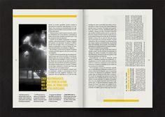 Editorial / David Lynch on Behance