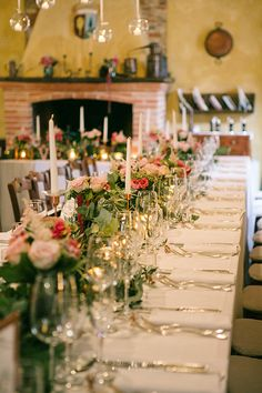 © Memory Wedding Tuscany - Location and Wedding Table Decoration