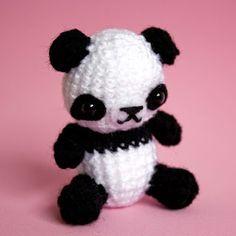 Cute Designs UK - Amigurumi, Kawaii and Plush Love: Amigurumi Panda