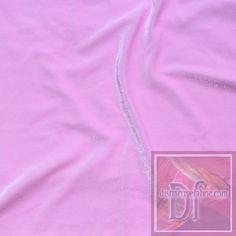 Pink Stretch Velvet www.distinctivefabric.com