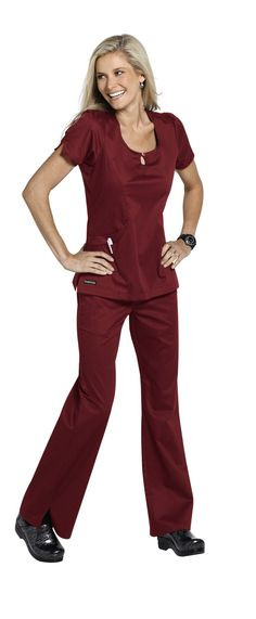 Rampage Classic Collection scrub top. I can't wait to wear cute scrubs!!!!